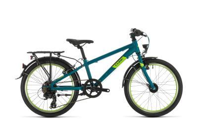CUBE Kid 200 Street petrol 'n' green 2021