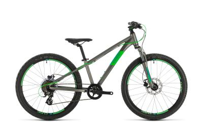 CUBE Acid 240 Disc grey 'n' neongreen 2020