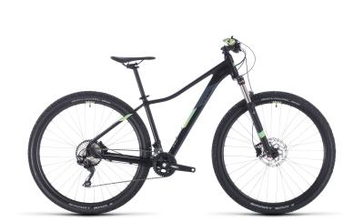 CUBE Access WS Race black 'n' green 2020