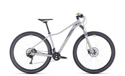CUBE Access WS Race grey 'n' lime 2020