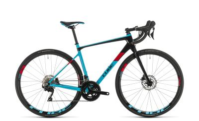 CUBE Axial WS GTC Pro lightblue 'n' red 2020
