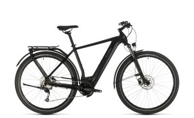 CUBE Kathmandu Hybrid ONE 625 black 'n' grey 2020