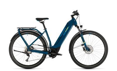 CUBE Kathmandu Hybrid ONE 625 blue 'n' yellow Easy Entry 2020