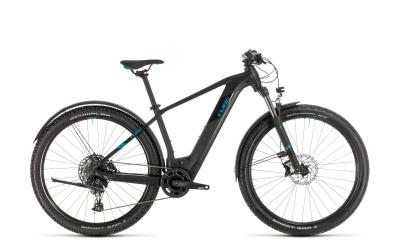CUBE Reaction Hybrid EX 625 Allroad 29 black 'n' blue 2020