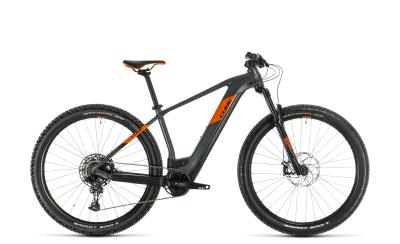 CUBE Reaction Hybrid SL 625 29 grey 'n' orange 2020