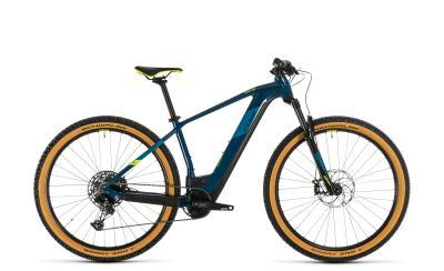 CUBE Reaction Hybrid SL 625 29 blue 'n' yellow 2020