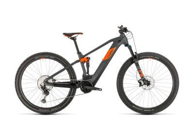 CUBE Stereo Hybrid 120 Race 625 29 grey 'n' orange 2020