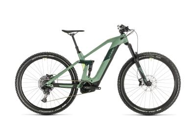 CUBE Stereo Hybrid 140 HPC Race 625 29 green 'n' sharpgreen 2020