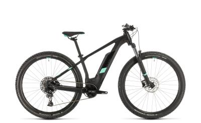 CUBE Access Hybrid Pro 500 black 'n' mint 2020
