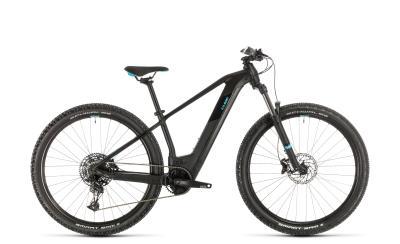 CUBE Access Hybrid EX 625 29 black 'n' aqua 2020