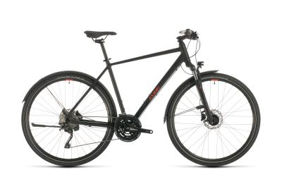 CUBE Nature EXC Allroad black 'n' red 2020