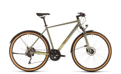 CUBE Nature EXC Allroad green 'n' orange 2020