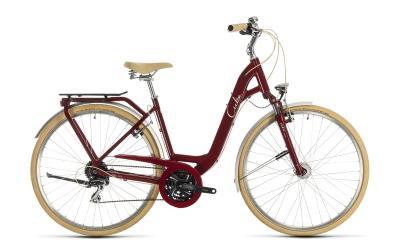 CUBE Ella Ride red 'n' cream Easy Entry 2020