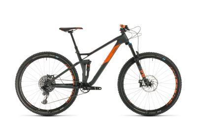 CUBE Stereo 120 HPC TM 29 grey 'n' orange 2020