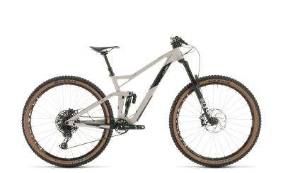 CUBE Stereo 150 C:62 Race 29 grey 'n' carbon 2020