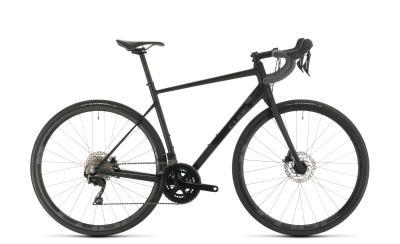 CUBE Attain SL black 'n' grey 2020