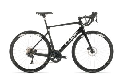 CUBE Agree C:62 Race carbon 'n' white 2020