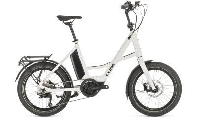 CUBE Compact Sport Hybrid white 'n' black 2020
