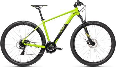 CUBE Aim Pro green 'n' black 2021