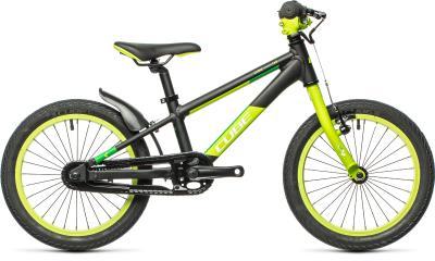 CUBE Cubie 160 black 'n' green 2021
