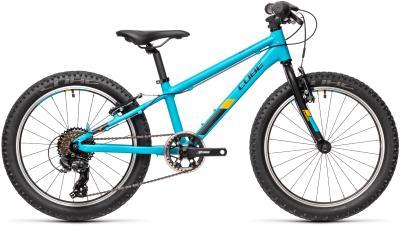 CUBE Acid CMPT 200 blue 'n' orange 2021