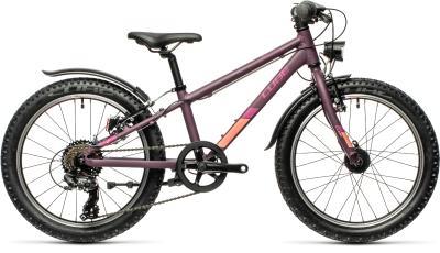 CUBE Acid 200 Allroad purple 'n' orange 2021