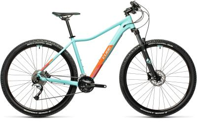 CUBE Access WS Pro iceblue 'n' orange 2021