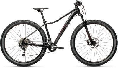 CUBE Access WS Race black 'n' hazypurple 2021