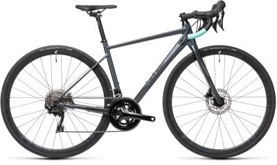 CUBE Axial WS Race grey 'n' mint 2021