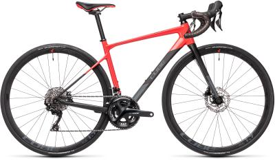 CUBE Axial WS GTC Pro carbon 'n' coral 2021