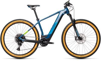 CUBE Reaction Hybrid SL 625 29 blue 'n' green 2021