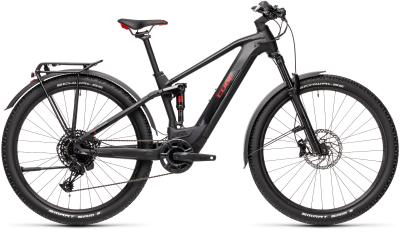 CUBE Stereo Hybrid 120 Pro Allroad 625 black 'n' red 2021