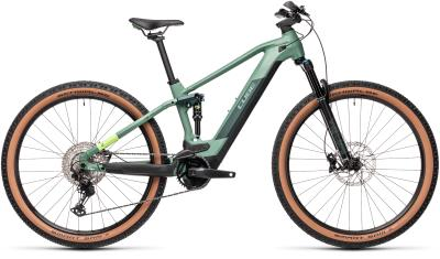 CUBE Stereo Hybrid 120 Race 625 green 'n' sharpgreen 2021