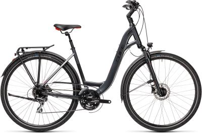 CUBE Touring ONE iridium 'n' red Easy Entry 2021