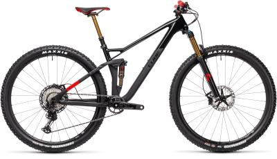 CUBE Stereo 120 HPC SLT 29 carbon 'n' red 2021