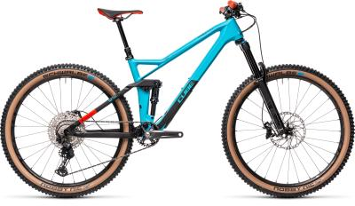 CUBE Stereo 140 HPC Race 27.5 petrol 'n' red 2021