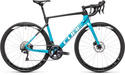 CUBE Agree C:62 Race carbon 'n' petrol 2021