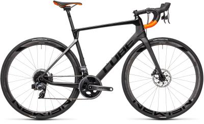 CUBE Agree C:62 SLT carbon 'n' orange 2021