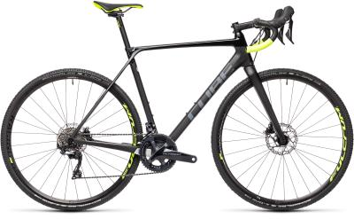 CUBE Cross Race C:62 Pro carbon 'n' flashyellow 2021