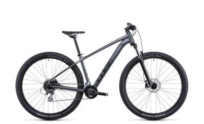 CUBE Access WS EXC grey 'n' berry 2022