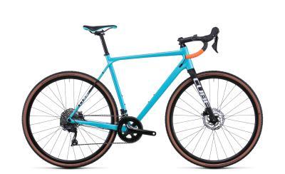 CUBE Cross Race Pro blue 'n' black 2022