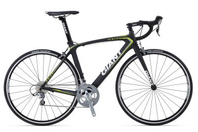 GIANT TCR Composite 3 compact LTD black-gr�n 2014