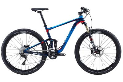 GIANT Anthem 27.5 1 santorinblue-racered 2015
