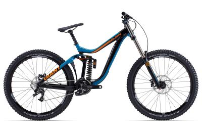 GIANT Glory 27.5 2 sedanblack-petrolblue 2015