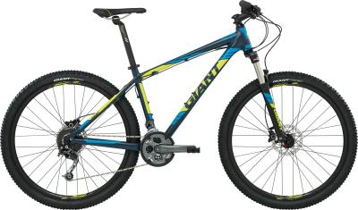 GIANT Talon 27.5 3 LTD cobaltblue-limegreen 2016