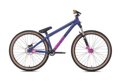 NS BIKES Movement 2 blue-sprinkled 2018