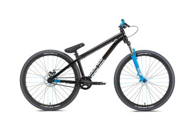 NS BIKES Zircus black 2018