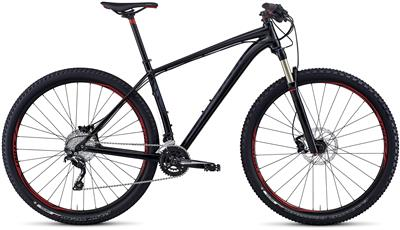 SPECIALIZED Crave Comp 29er schwarz-rot 2014