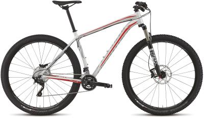 SPECIALIZED Crave Pro 29er dirty white-rocket red 2015