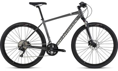 SPECIALIZED Crosstrail Expert Disc black chrome 2016